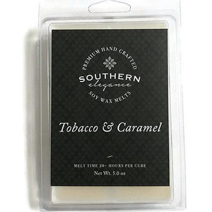 Tobacco & Caramel Wax Melts