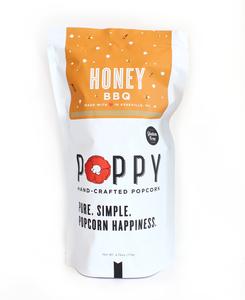 Honey Barbecue Popcorn
