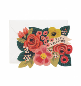 Rifle Paper Co. To My Valentine Card