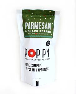 Parmesan Black Pepper Popcorn