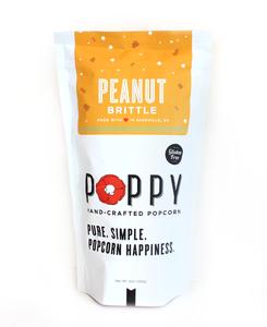 Peanut Brittle Popcorn