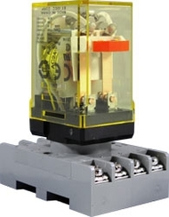 Tekmar 004 Relay 120 V (ac) coil
