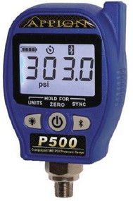 Appion P500 Compound 500PSI Wireless Low Pressure Gauge