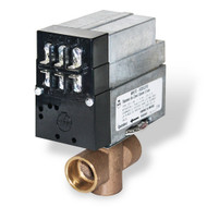 """White-Rodgers 1311-104 1 1/4"""" 3-Wire Sweat-on Hydronic Zone Valve"""