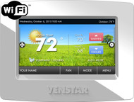 Venstar T8850 ColorTouch Commercial 7 Day Programmable Thermostat With Built In WiFi Replaces T6800 with ACC0454 Skyport