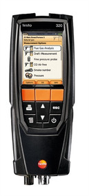 Testo 320 Combustion Analyzer  0563-3220-70