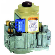 Honeywell VR8204H1006 Single Stage, 24 Vac, Slow Opening, Intermittent Pilot Gas Valve. 1/2 x 1/2""