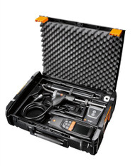 Testo 320 Combustion Analyzer With Printer 0563-3220-71