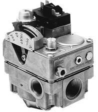 RobertShaw 720-400 7200ER GAS VALVE on