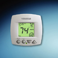 Venstar T1050 Programmable Thermostat w/ Small Footprint