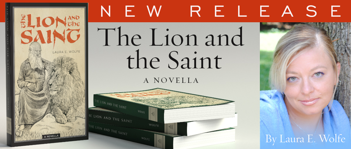 The Lion and the Saint