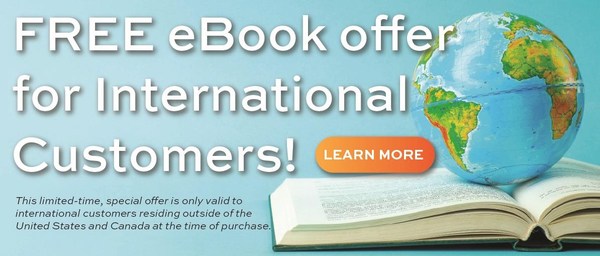eBook Offer for International Customers!