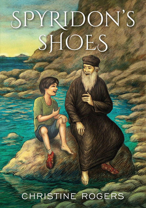 Spyridon's Shoes by Christine Rogers ebook