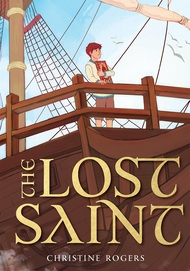 The Lost Saint by Christine Rogers