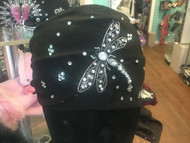 Headband, Dragonfly Clear FREE SHIPPING