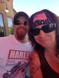Headband, American Flag Dazzling Rhinestones  FREE SHIPPING