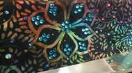 Bandana, Batik Multi Color Handmade Original FREE SHIPPING