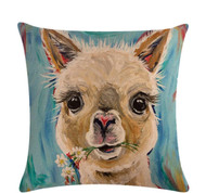 Pillow Cover, Lama