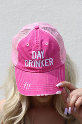 Cap, Baseball Drinker Day Drinker