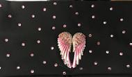 Headband, Angel Wing Pink FREE SHIPPING