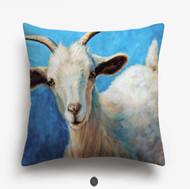 Pillow Cover, Goat White