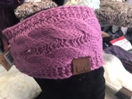 Headband, CC Line Plum Purple