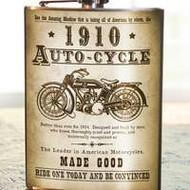Flask, Motorcycle