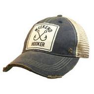 Cap, Baseball Weekend Hooker