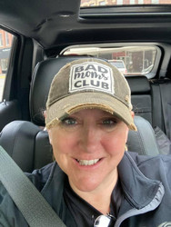 Cap, Baseball Bad Mom's Club
