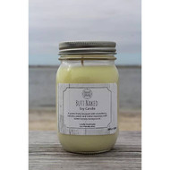 Candle, Butt Naked 16 oz Tropical Blend