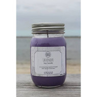 Candle, Lavender Soy 16 oz.