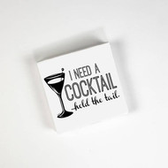 Napkins, I Need A Cocktail, Hold the Tail 20pc