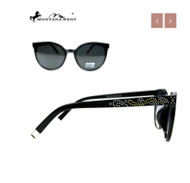 Sunglasses, Black Montana West