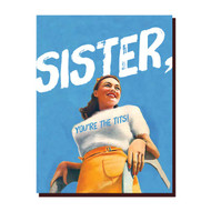 Card, Sister, You're The Tits, Free Shipping