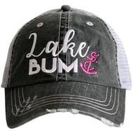 Cap, Baseball Lake Bum Pink