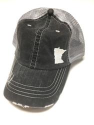 Cap, Baseball Minnesota White
