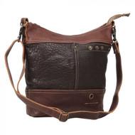 Purse, Leather Shoulder