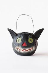 Bucket, Black Cat Mini Halloween
