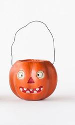 Bucket, Pumpkin  Mini
