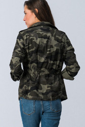 Jacket, Camouflage