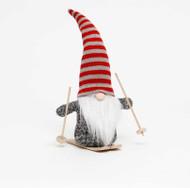 Gnome, Skies Red Stripe Hat