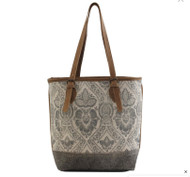 Purse, Concealed and Carry Leather Canvas