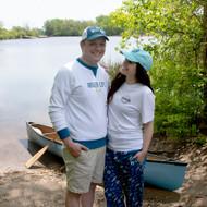 Sweatshirt, Nautical River Life Anchor