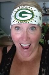 Bandana, Sports Green Bay Packers White FREE SHIPPING