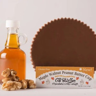 Peanut Butter Cup, Maple Walnut