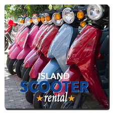 Scooter Rental in Key West