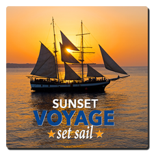 Champagne Sunset Cruise