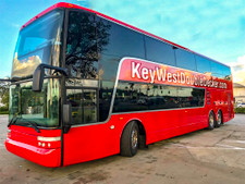 Key West Double Decker Bus Tour