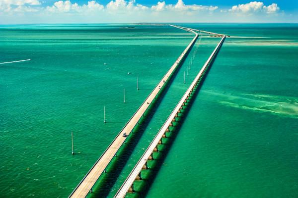 7 Mile Bridge Key West