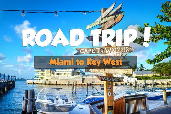 Key West Road Trip